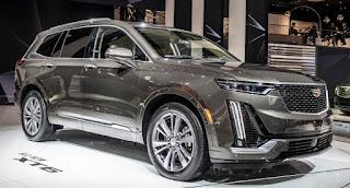 Cadillac telah mengumumkan harga resmi untuk Crossover XT Harga Cadillac XT6 Tahun 2020