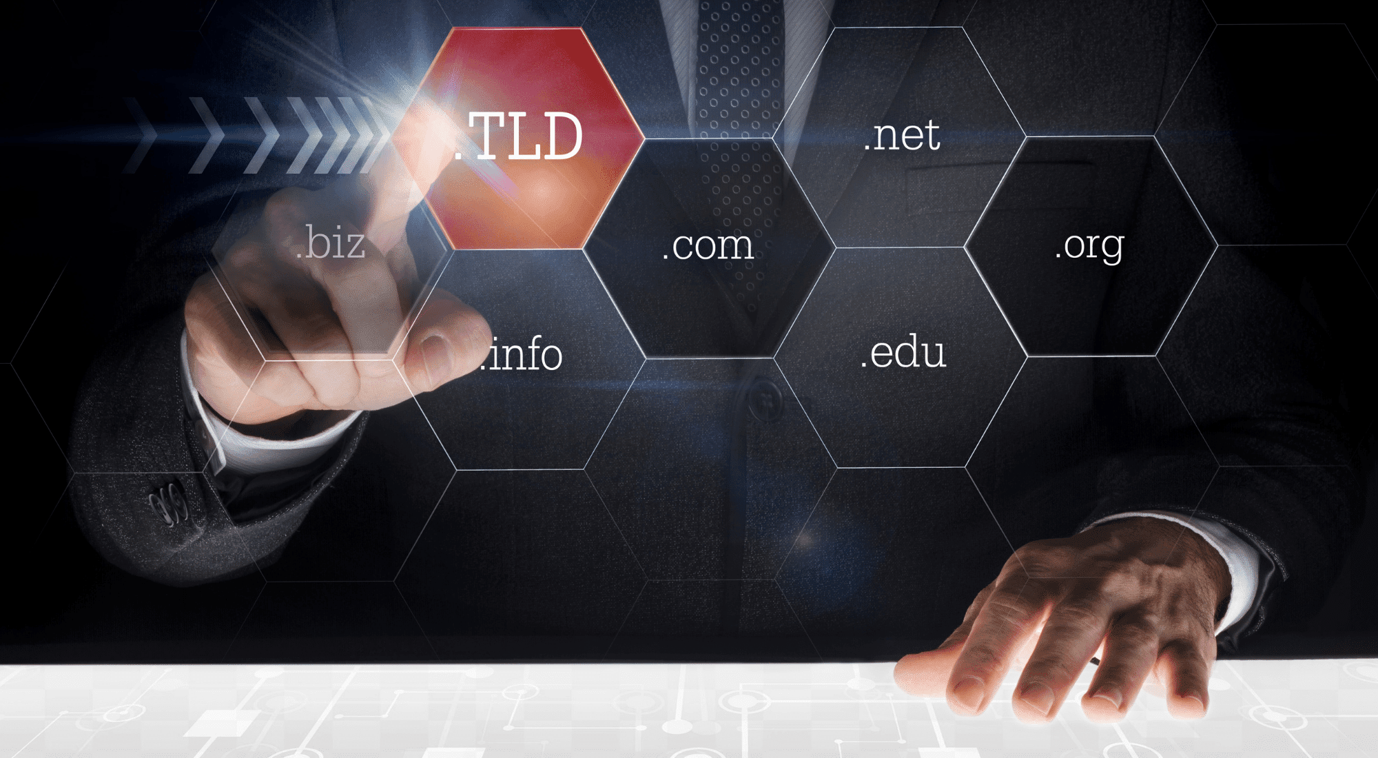 How to choose TLD ending
