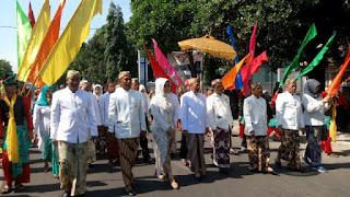 Rapat Paripurna Dalam Rangka Hut ke 649 Kota Cirebon