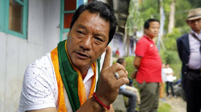 Bimal Gurung on SC verdict