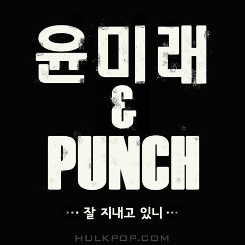 Yoon Mi Rae, PUNCH – 잘 지내고 있니 – Single