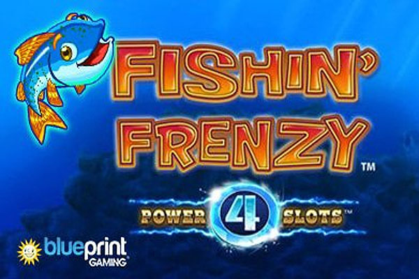 Main Gratis Slot Fishin' Frenzy Power 4 Slots (Blueprint Gaming)