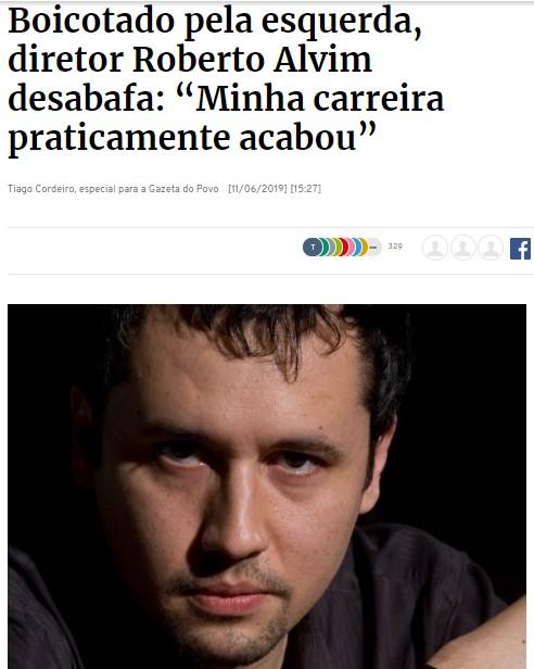 """O RESULTADO DA REVOLUÇÃO CULTURAL DO PT, PSOL E PC do B: """"Minha carreira praticamente acabou"""""""