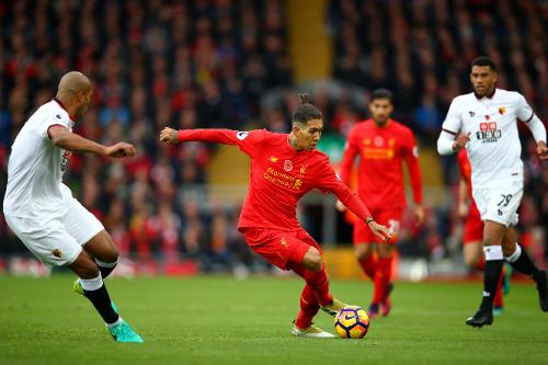Watch Liverpool vs Watford Live