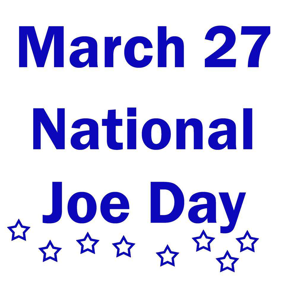 National Joe Day Wishes Pics