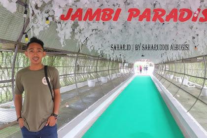 Jambi Paradise, Tempat Wisata Jambi yang Cocok untuk Liburan Keluarga