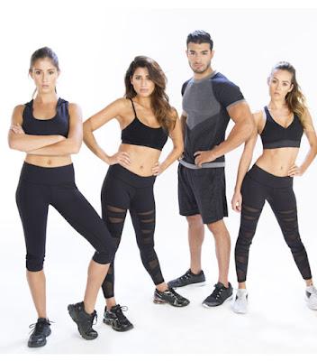 Online Gym Clothes Alanic
