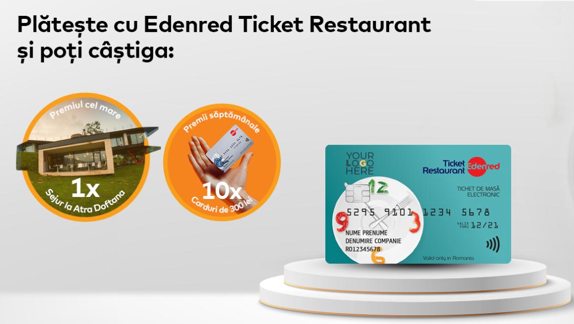 Concurs Edenred 2021 - Castiga o vacanta de 5* la Atra Doftana - vacanta - concursuri - online - 2021