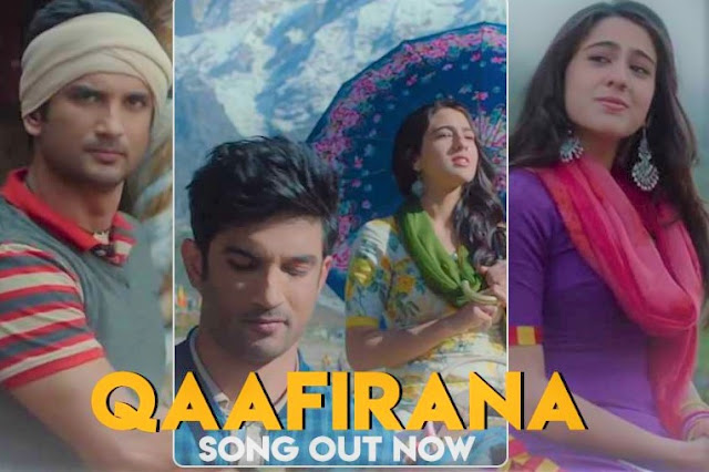 Qaafirana Song Lyrics-Kedarnath-Arijit Singh