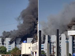 India: incendio afecta la sede del mayor fabricante de vacunas del mundo
