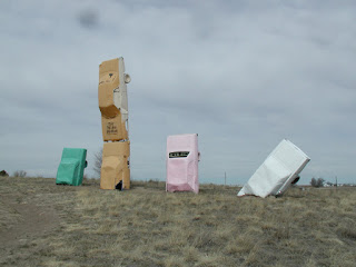 carhenge -- ford seasons