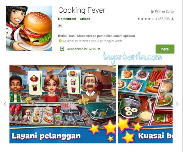 Game Memasak - Cooking Fever