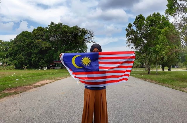 Merdeka 2021! : Happy 64th Independence Day Malaysia.