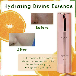 Harga Lacoco Hydrating Divine Essence