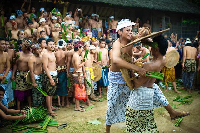 Wisata Tenganan Karang Asem Bali