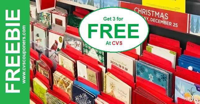 FREE Hallmark Greeting Cards at CVS  1110-1116