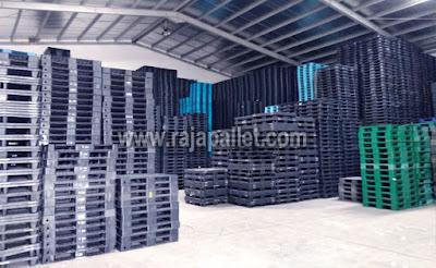 Pabrik Pallet Plastik Tangerang