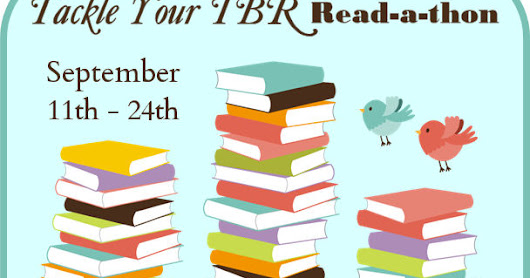 It's a wrap for the Tackle Your TBR Read-a-thon! #TackleTBR #Readathon