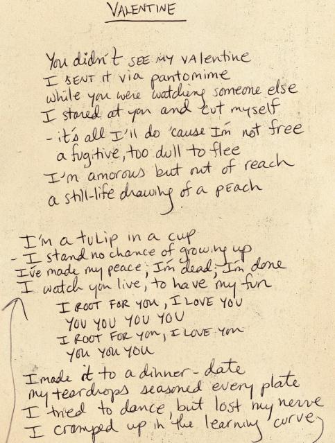 "Fiona Apple ""Valentine"" traducida al español"