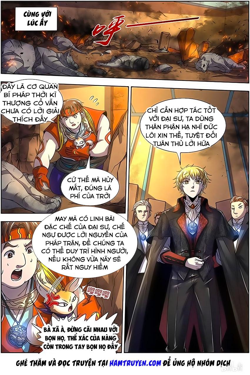 Ngự Linh Thế Giới chap 347 - Trang 14