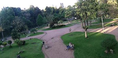 câmera ao vivo do parque getúlio vargas