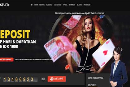 Winningseven Agen Bola | Bandar Judi Online | Casino dan Togel Terpercaya