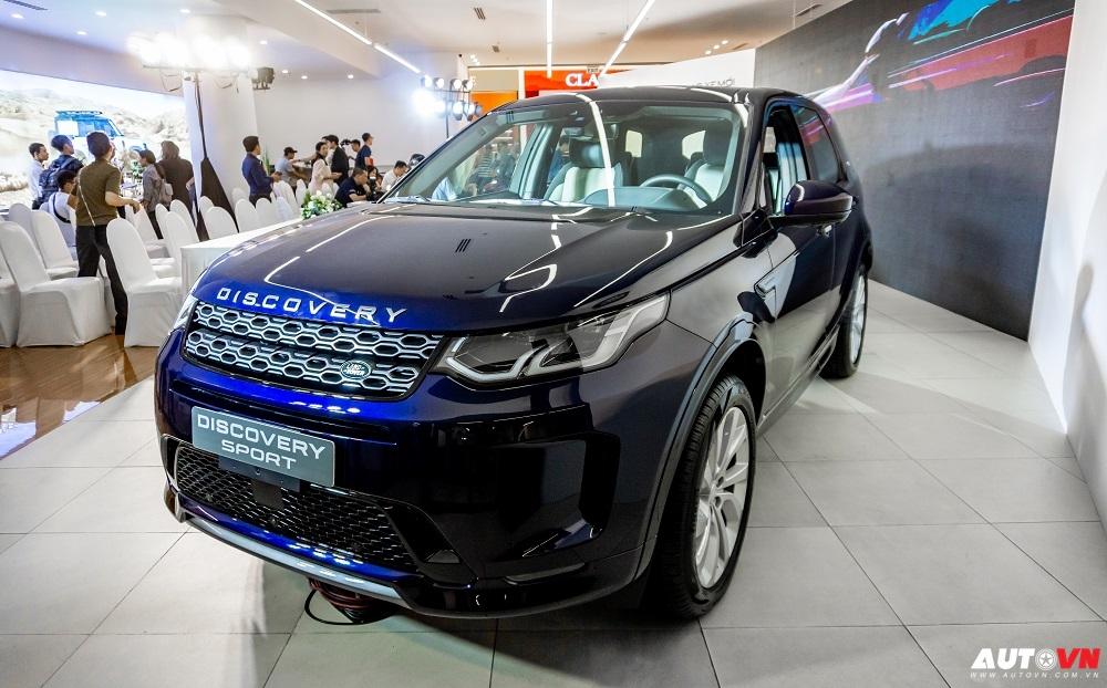 Discovery Sport được ưu đãi 10% trên giá bán
