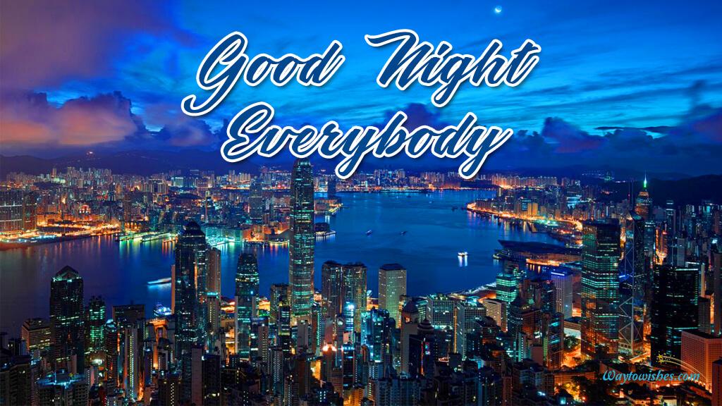 good night jesus