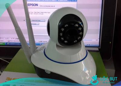 Camera hồng ngoại dùng cho nhà yến