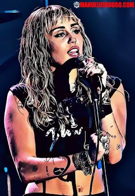 Destiny Hope Cyrus (Miley Cyrus)