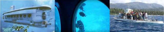 bali odyssey submarine