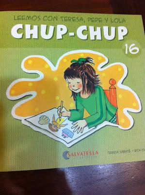 Contando cuentos; Chup-Chup