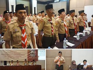 Workshop Pramuka PAUD Dikmas