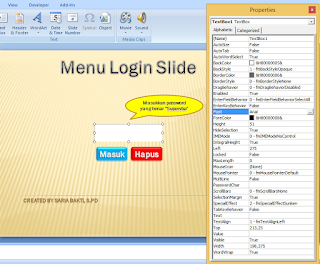 change font textbox powerpoint