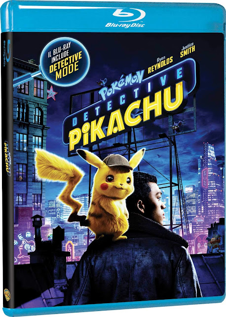 Pokemon: Detective Pikachu Home Video