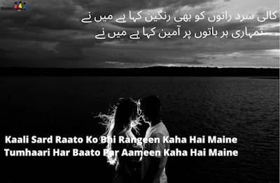 Best urdu love shyari