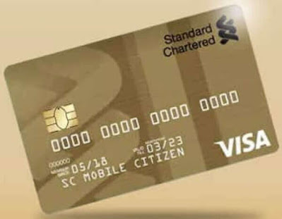 standard-chartered-bank-visa-gold-credit-card-in-nigeria