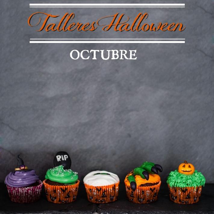 Fechas Talleres Dulces De Octubre