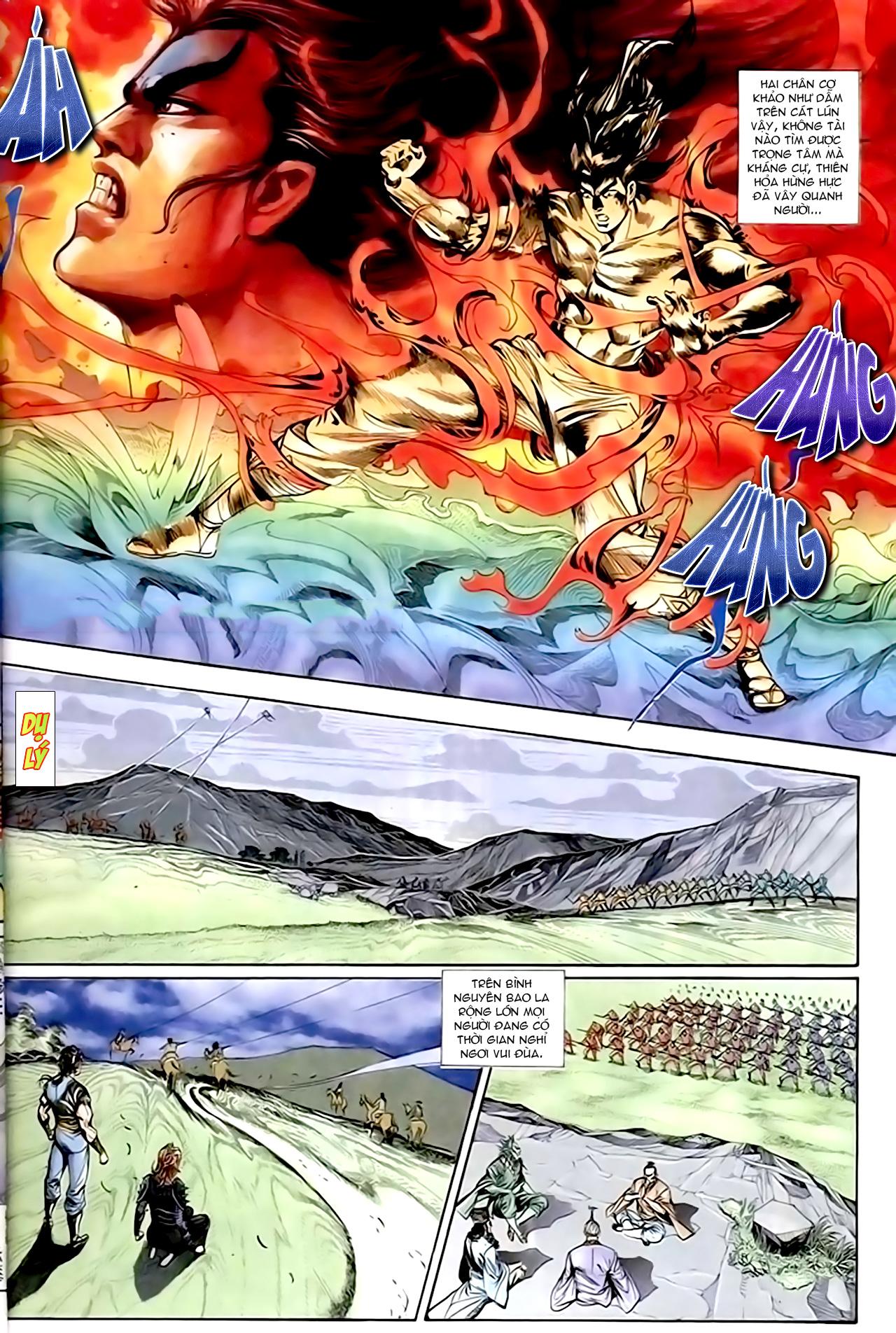 Cơ Phát Khai Chu Bản chapter 147 trang 16