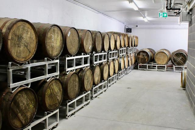 fut-whisky,vieillissement-whisky,distillerie,distillerie-cote-des-saints,gin, madame-gin