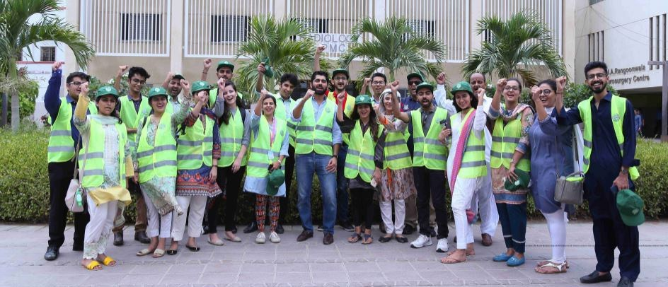 Dettol continues clean-up drives in support of Clean Green Pakistan movement