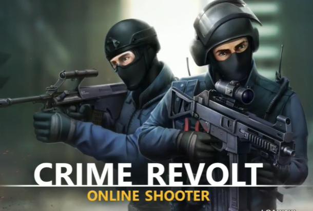 Crime Revolt 3D v2.17 Oyunu Mermi Hileli Mod İndir 2019