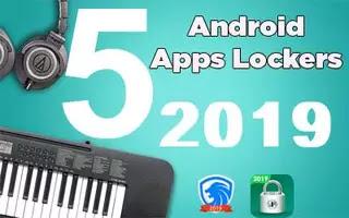5 best app lock android | fingerprint app lock 2019