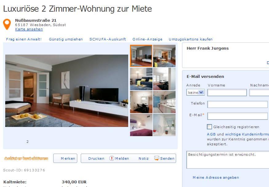 Wohnung Marburg Biedenkopf