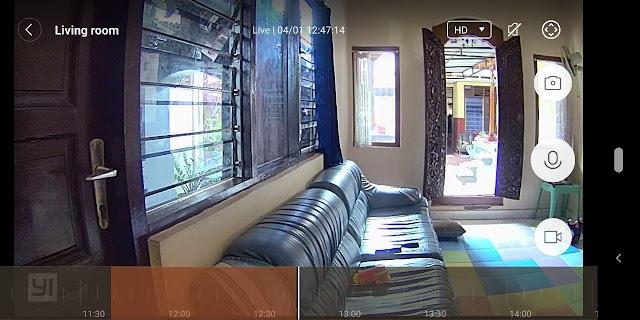 Ulasan CCTV Yi Dome: Pengaman Rumah Dengan Fitur Lengkap