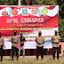 Polres Anambas Gelar Apel Kesiapsiagaan  Hadapi Bencana La Nina