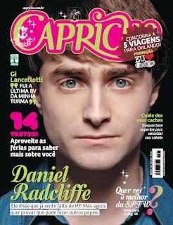 Capricho magazine (Brazil)