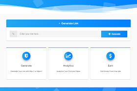 Smart-URL Safelink Blogger Template 2020