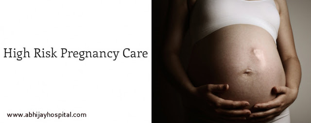 High Risk Pregnancy Care