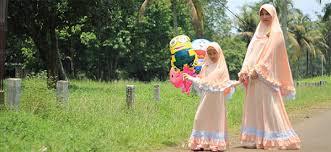 20 Model Baju Muslim Syari Syahlaa Untuk Remaja Terbaru